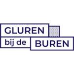 Gluren bij de buren logo